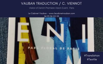 Denim Premiere Vision : le textile à l'honneur