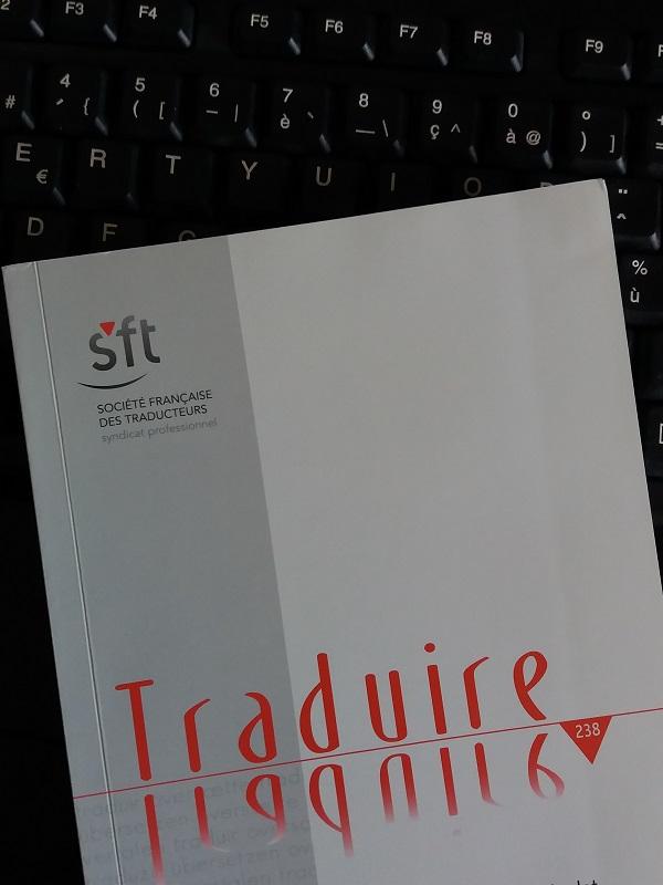 Revue Traduire